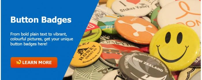 Name Badges, ID Badges, Button Badges, Metal Lapel Pins & More