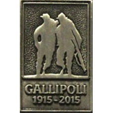 RSA Battle Pin - Gallipoli