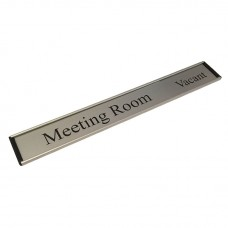 Meeting Room - In Use/Vacant Door Sign