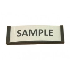 Reusable Name Badge + Magnet