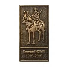 RSA Battle Pin - Romani