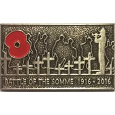 RSA Battle Pin - The Somme